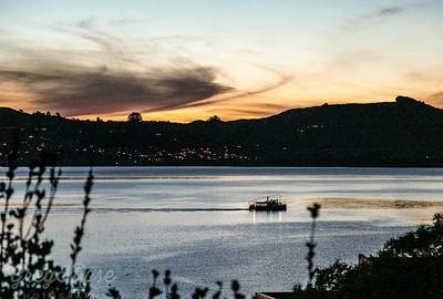 Tranquil Lake Taupo