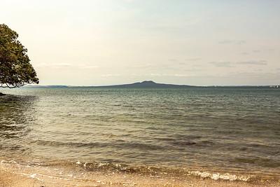Rangitoto on the Horizon