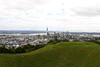 A view of downtown from Mount Eden.