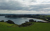 ... to view of  Te Haruhi Bay