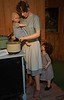 Tawhiti Museum: Kitchen diorama