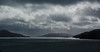 Ominous weather in Cook Strait