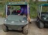 In an ATV