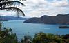 View up Queen Charlotte Sound