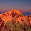Last Light on Aoraki/Mt. Cook<br /> Southern Alps, South Island, New Zealand<br /> Winner of the Facebook Snap Happy Photo Contest July 4 -10, 2010