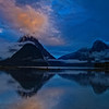 Morning in Middle Earth<br /> Milford Sound, New Zealand