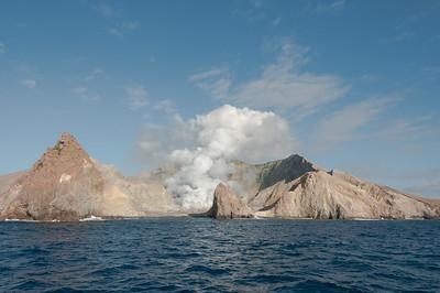 Whakaari, White Island Volcano.
