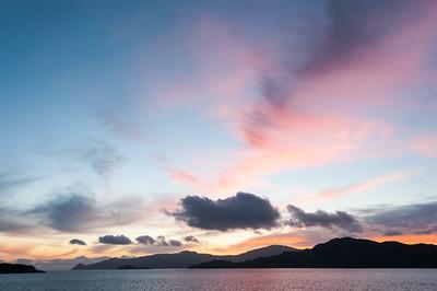 Sunrise, Torey Channel.