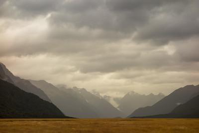 Cleddeau Valley, Milford Sound