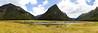 Routeburn Flats - panorama
