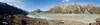 Tasman Glacier - panorama 1