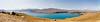 Lake Tekapo - panorama 1