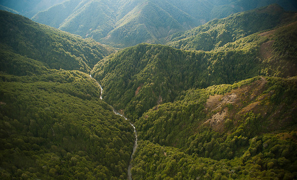 overview of the headwaters
