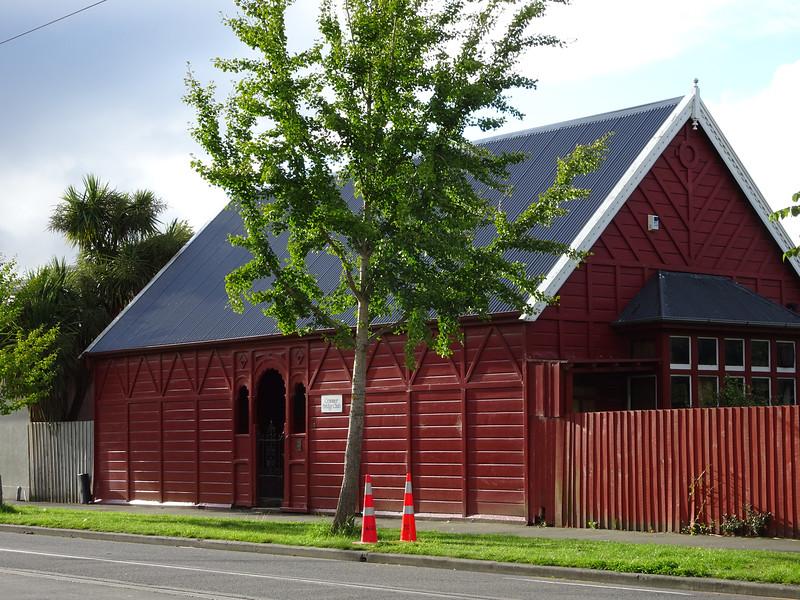 Cranmer Bridge Club, Christchurch.