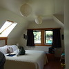 Our room at Wairau River B&B