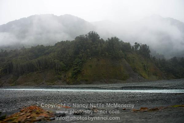 Fox Glacier to Hokitika