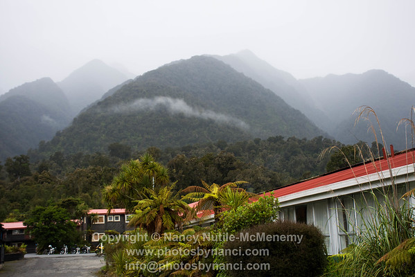 Fox Glacier to Hokitika