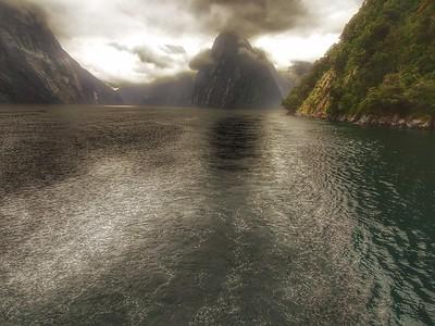 South Island Scenery, New Zealand