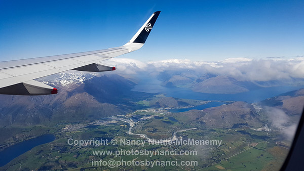 New Zealand Travel Days