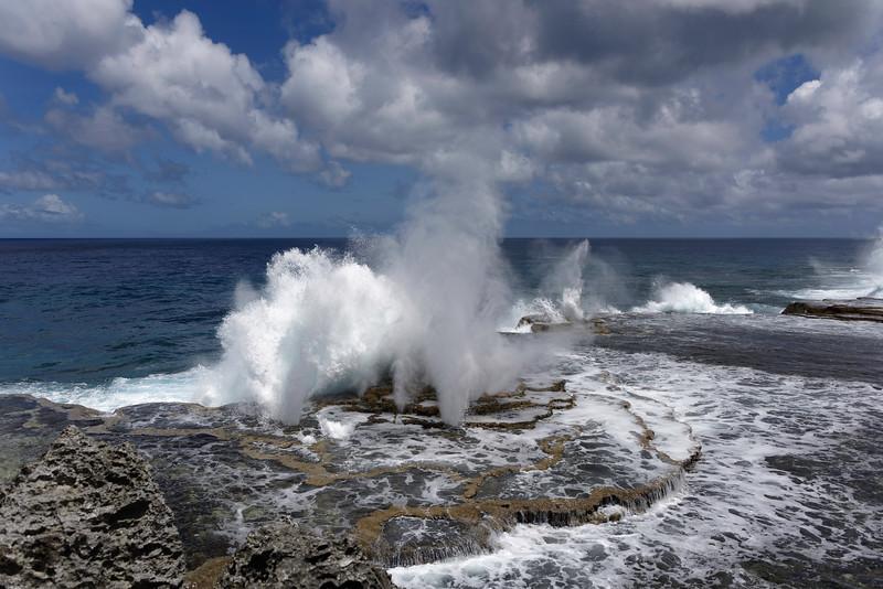 Tonga Two  - Nuku Alofa Blowholes 3_10 001