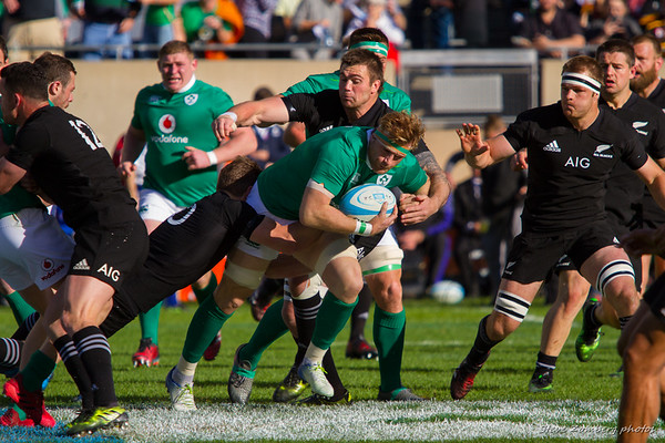 New Zealand All Blacks vs Ireland