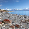 Lake Pukaki with Mt Cook-Southern Alps Backdrop