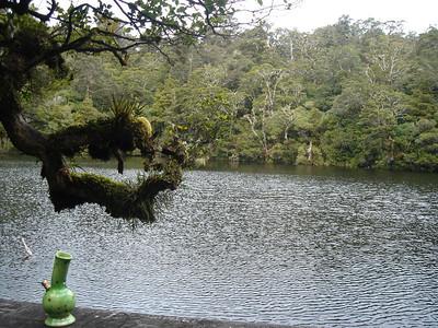 the lake within a lake