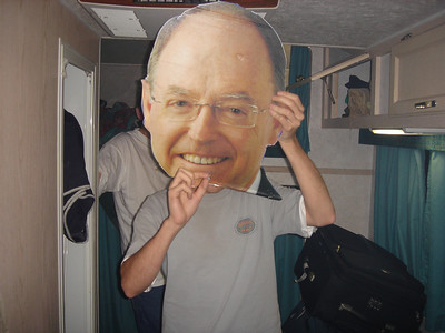 Don Brash smoking weed.  This is why he lost the 2005 election