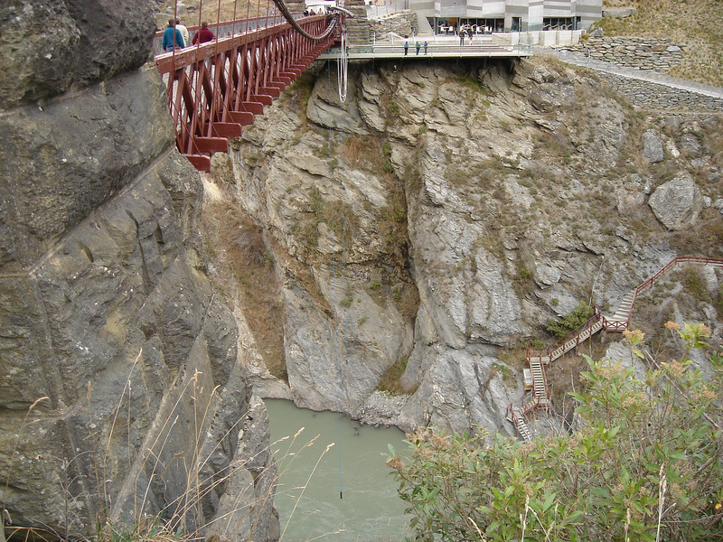 the first bungee jump site in the world.  I am still waiting on the video of me jumping from Austin; its been 3 years
