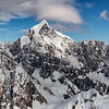Aoraki/Mt. Cook from helicopter