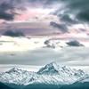 Aoraki/Mt. Cook from Lake  Pukaki.