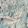 Ice field, Fox Glacier, helicopter flight