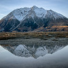 New Zealand High Country, South Island.