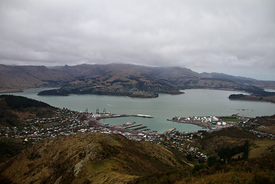 Christchurch Port