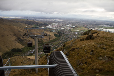 Back Down the Mountain in Christchurch