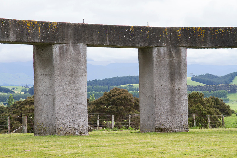 pillars stonehenge nz