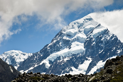 Aoraki Mt Cook South Island New Zealand