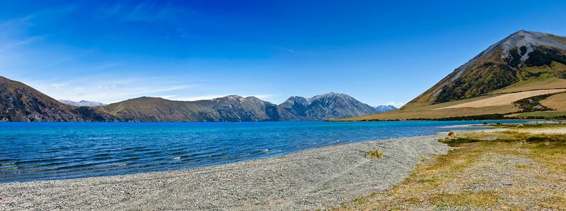 Lake Coleridge South Island New Zealand