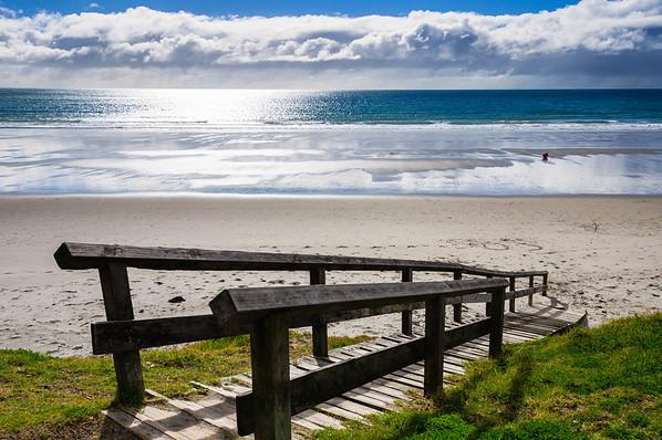 Onetangi Beach Waiheke Island Auckland