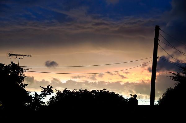 Sunset Moana Ave Auckland