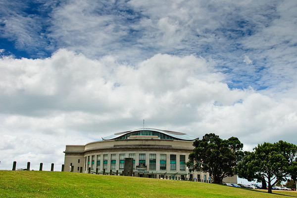 War Memorial Museum Auckland Domain