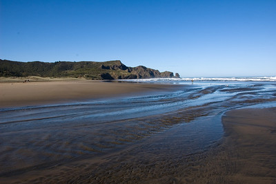 Bethells Beach New Zealand - 9 Apr 2007