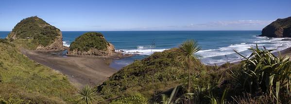 Bethells Beach New Zealand - 9 Apr 2007