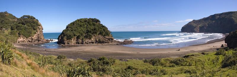 Bethells Beach New Zealand - 4 Apr 2007