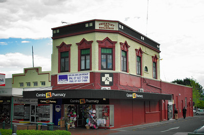 Priestley Buildings Cambridge New Zealand - 4 Nov 2006