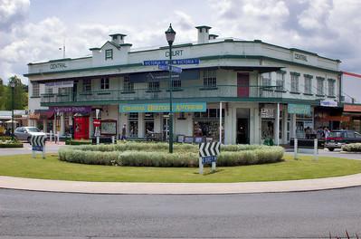 Central Court Cambridge New Zealand - 4 Nov 2006
