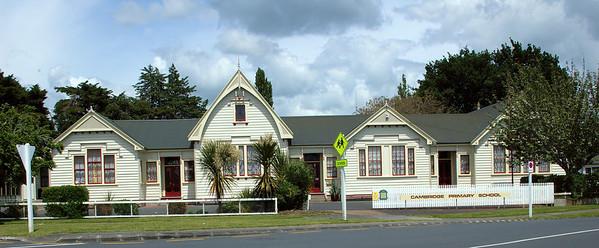 Canbridge Primary School Cambridge New Zealand - 4 Nov 2006