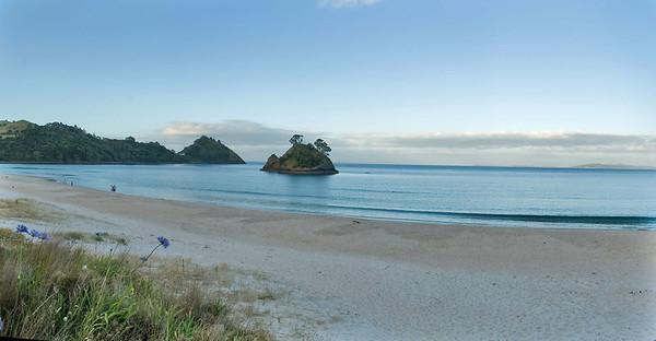 Beach Whangapoua Coromandel New Zealand - 3 Jan 2006