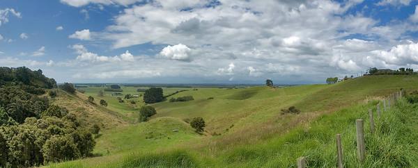 The Hauraki Plains New Zealand - 28 Dec 2005