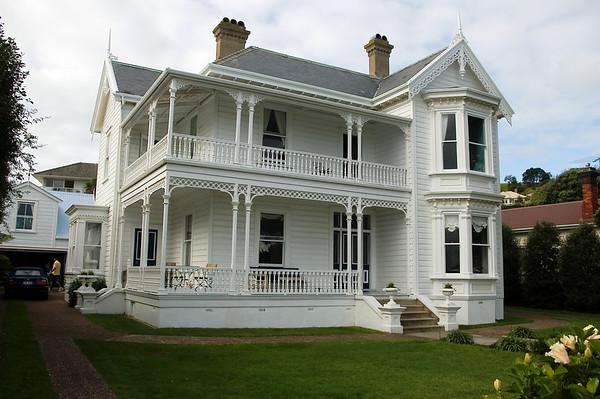 Villa Devonport North Shore City New Zealand - 16 Apr 2006